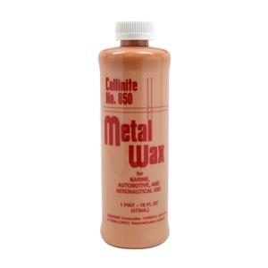 New Metal Wax collinite 850 Metal Wax Pint